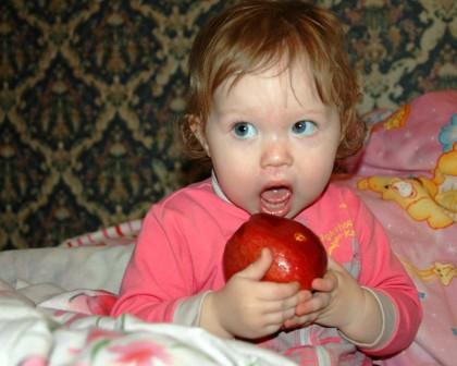 ребенок 1 год 5 месяцев