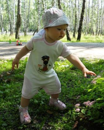 ребенок 1 год