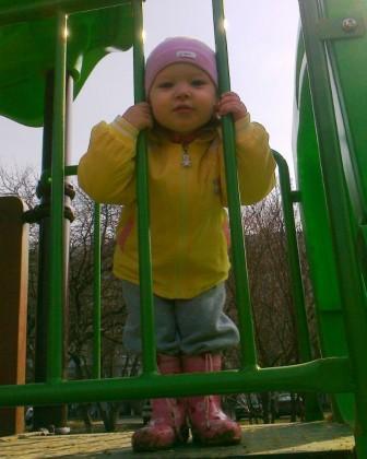 ребенок 1 год 10 месяц