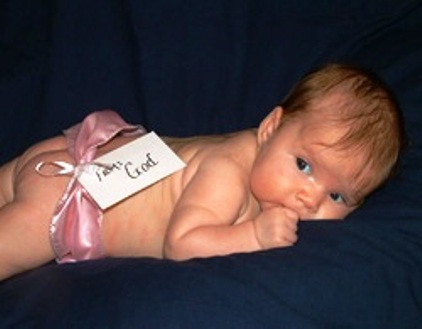 Ребенок это дар от Бога