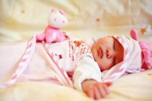ребенок просыпается ночью